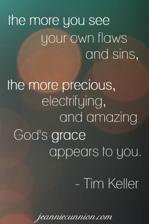 Quotes by Tim Keller