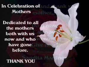 in celebration of mothers is full of mothers day quotes and sayings it ...