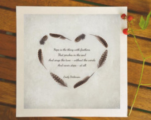 Feather Poems And Quotes