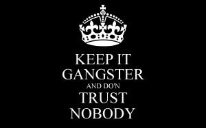 gangsta bitch quotes