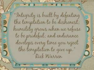 quotes+about+integrity+and+character | Integrity; character, clean ...