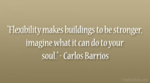 Flexibility makes buildings to be stronger, imagine what it can do to ...
