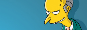 The Simpsons Mr Burns Quotes