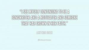 Ashthon Jones Quotes