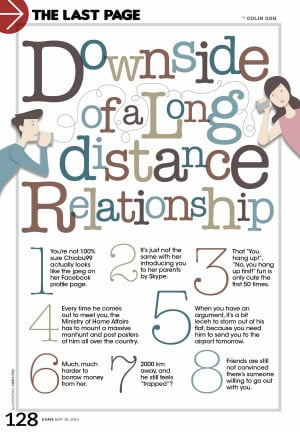 Long-Distance Relationships and Weird Technologies that Help Close the ...