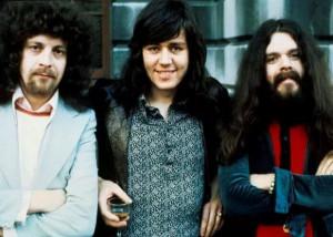 Jeff Lynne, Bev Bevan, Roy Wood (1971)