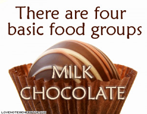Funny Chocolate Quotes | Women, Chocolate, Sanity (Blog) | Pinterest
