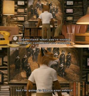 Fantastic Mr. Fox #Mr. Fox
