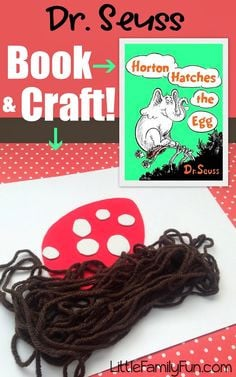 ... go with the book horton hatches the egg great idea more horton hatches