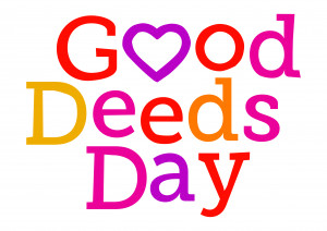 Good Deeds Day 2014 at childrens' home in Nassau, Bahamas