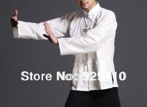 white linen uniforms clothing wing chun Chinese kung fu Martial arts ...
