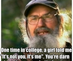 Go Back > Pics For > Si Robertson Quotes Heifer