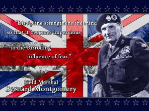 Bernard Montgomery wallpaper by Slagatastic