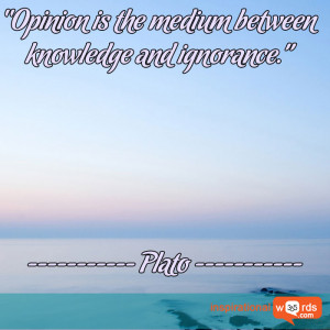 Inspirational Wallpaper Quote by Plato