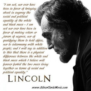 Movie Review: The Lincoln Movie is Propaganda