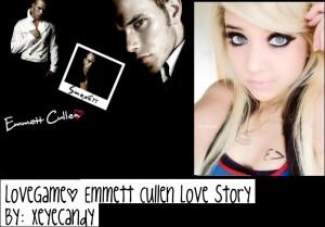 emmett cullen love story Image