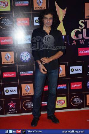 Imtiaz Ali At Renault Star Guild Awards 2015