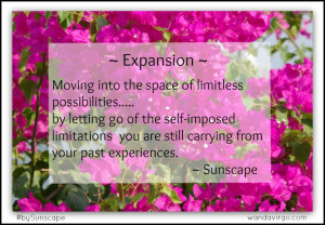 This weeks reading comes from Divine inspiration and is titled…