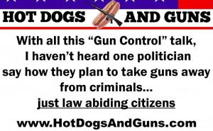 Take Guns Away From Criminals