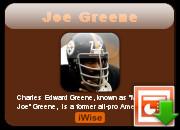 Joe Greene quotes