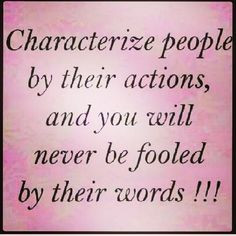 Quotes On Self-Righteous Attitude | Twitter / flipthistweet: Character ...