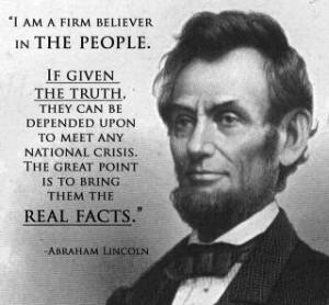 Abraham Lincoln vs Fox News