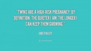High Risk Pregnancy Quotes