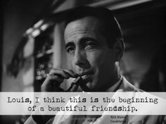 ... : Casablanca, 1942 Character: Rick Blaine Played by: Humphrey Bogart