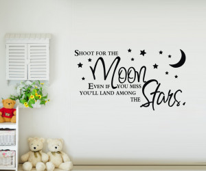 ... Miss Romantic Warmly Quotes Living Room Wall Decal Stickers home decor