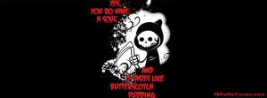 Devil Facebook Timeline Cover