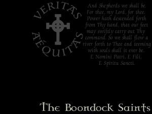 Boondock Saints Quotes HD Wallpaper 6
