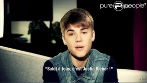 Justin Bieber Victime Burn Out