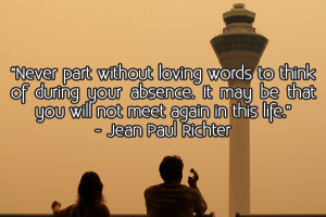 Quotes About Saying Goodbye to Friends