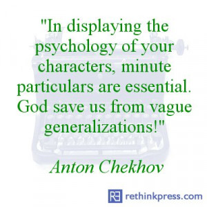 How Chekhov thought that actors should act.