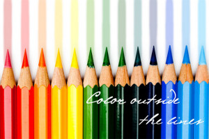Color Your Life: Pencil Photos and Facts
