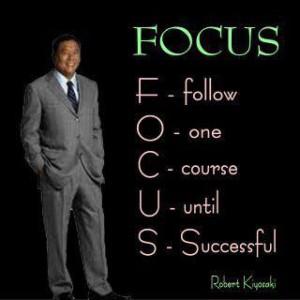 Quote of Robert Kiyosaki