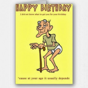 Happy Birthday Quotes For Friends Funny