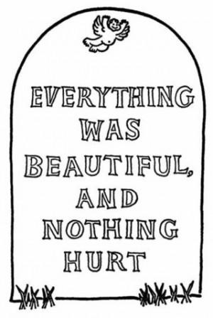 Kurt Vonnegut died a bitter man [UPDATED]