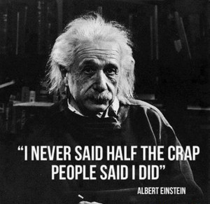 The Top 10 Albert Einstein Quotes of All Time