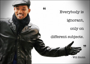 Life Lessons from Will Smith, That'll Make You Rethink About Life ...