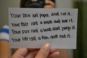 Anti Bullying Quotes HD Wallpaper 19