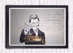 Great Gatsby, F. Scott Fitzgerald quote