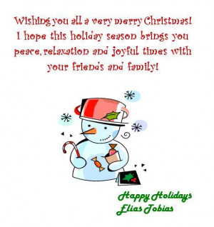 ... found at > Home > Christmas card poems, christmas poems for cards