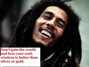 Bob Marley Quotes and Sayings