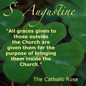 St. Augustine Quotes | St. Augustine ...