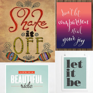 Words Of Inspiration Quotes Inspirational quote posters