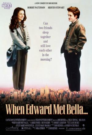 Harry Potter Vs. Twilight Classic Romance Movies Now Starring ...