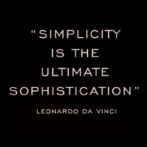 Simple. Classic. Romantic.