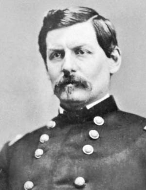 George B. McClellan Military
