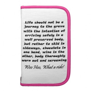 Unique funny girl planners humour quotes pink gift